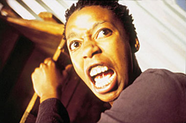 Noma Dumezweni as The Bogus Woman by Kay Adshead